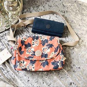 Kipling Womens Cayleen Cross-Body Bag & Wallet